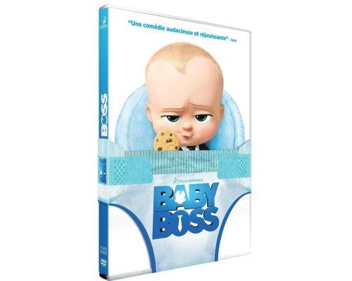 Un DVD Baby Boss